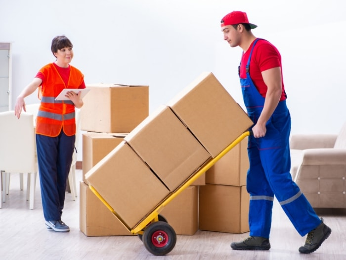 Local Removals and Relocation Services Dubai